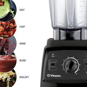 Functions of Vitamix 7500
