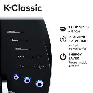 K Classic Controls